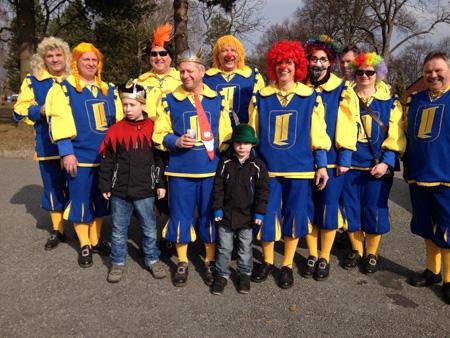 Karneval 2014 in Schirgiswalde